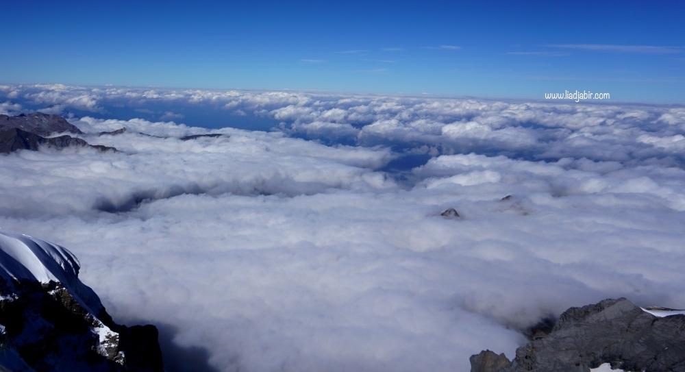 Aletsch Glacier jungfraujoch