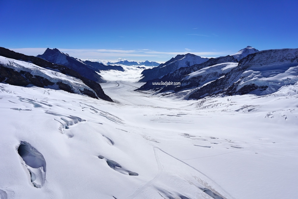 Spinkh Terrace Jungfraujoch