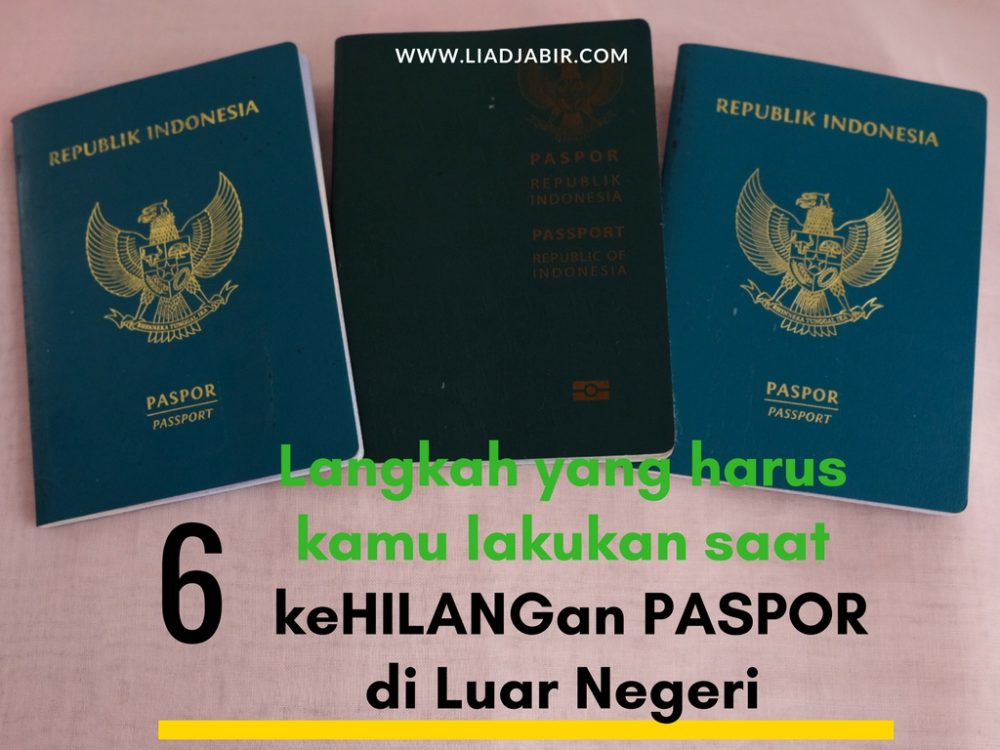 paspor hilang