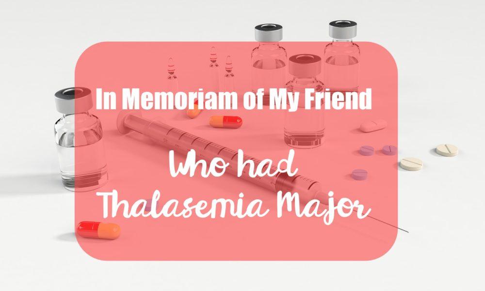 thalasemia major